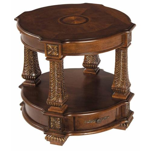 Stein World - Westminster Round End Table