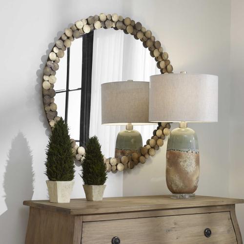 Uttermost - Dinar Round Mirror