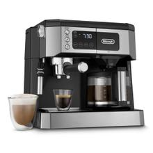 See Details - All-in-One Coffee & Espresso Maker, Cappuccino, Latte Machine + Advanced Adjustable Milk Frother - COM532M