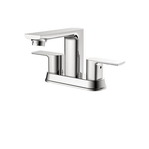 """Aquabrass - 4"""" centerset lavatory faucet"""