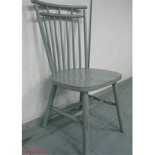 View Product - Spindle Back Side Chair - Blue