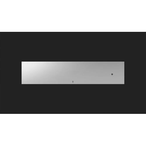 """Fulgor Milano - 24"""" Warming Drawer - Stainless Steel"""