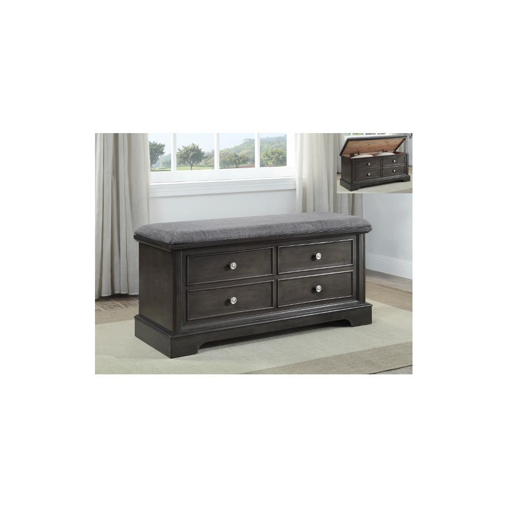 See Details - Cedar Seat W/cushion