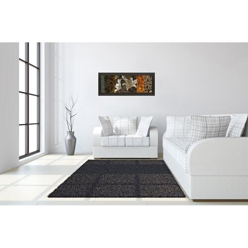 """Classy Art - """"Evanescent Il"""" By Keith Mallet Framed Print Wall Art"""