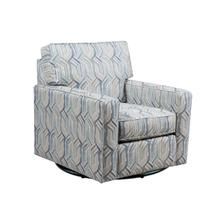View Product - Swivel Chair, Fully Upholstered.