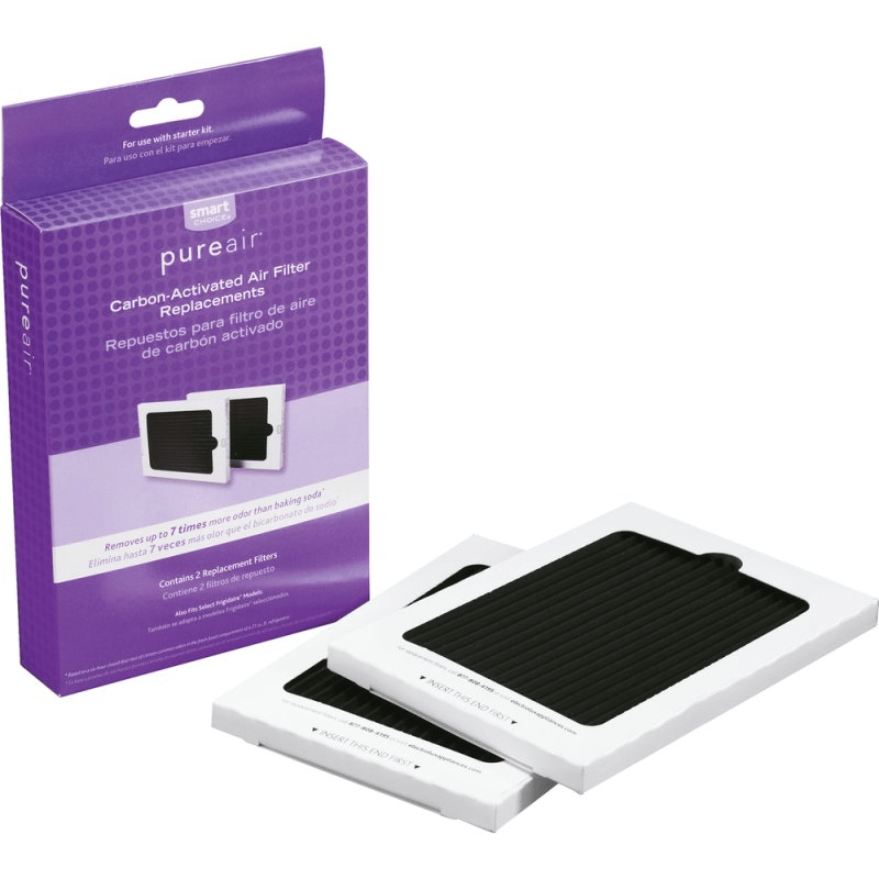 Smart Choice Carbon-Activated Air Filter Refill Kit, 2 Pack