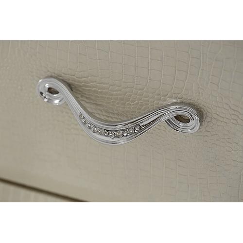 Pearl Croc Dresser