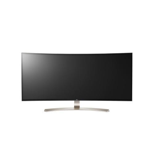 38'' Class 21:9 UltraWide® WQHD+ IPS Curved LED Monitor (37.5'' Diagonal)