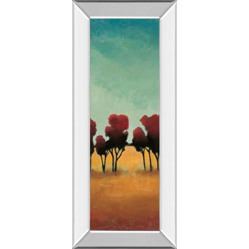 """""""A New Day Il"""" By Angelina Emet Mirror Framed Print Wall Art"""
