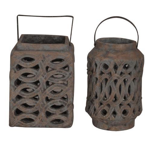 Product Image - Hampton Lanterns Set