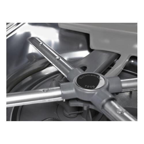 KitchenAid - 24'' 6-Cycle/6-Option Dishwasher, Architect® Series II - Stainless Steel