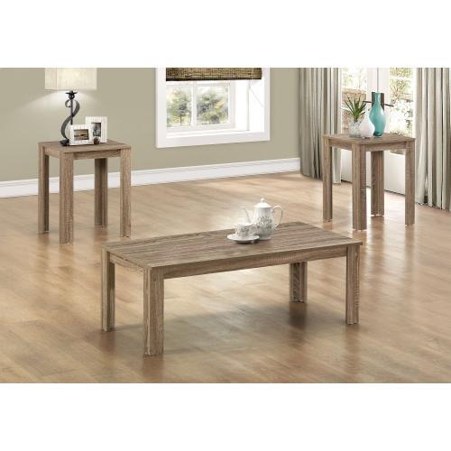 Gallery - TABLE SET - 3PCS SET / DARK TAUPE