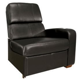 Black Right Arm Reclining Chair