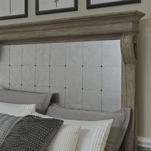 Ella Queen Panel Headboard