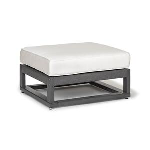 Palm Beach Square Table / Ottoman