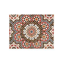 Moroccan-inspired rug