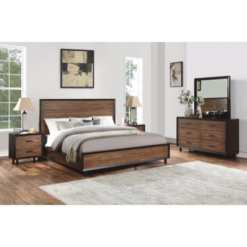 Alpine Queen Bed