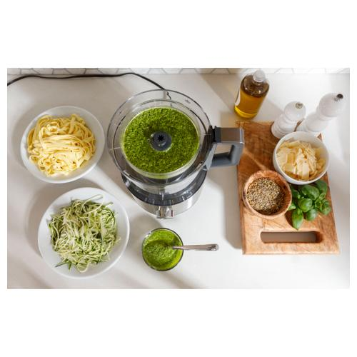 GE Appliances - GE 12-Cup Food Processor with Accessories