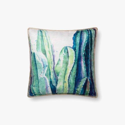 P0739 Green Pillow