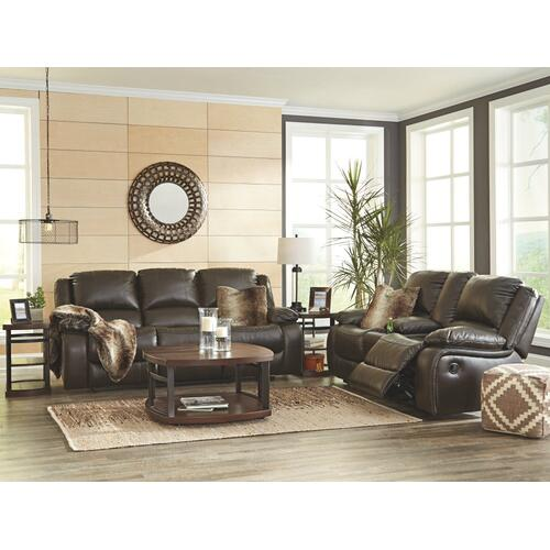 Slayton Reclining Loveseat With Console