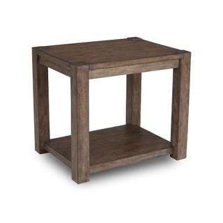 Boulder End Table