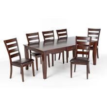 View Product - Kona Butterfly Leaf Dining Table