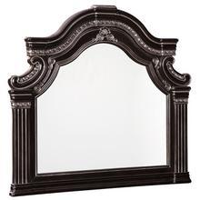 Banalski Bedroom Mirror Dark Brown