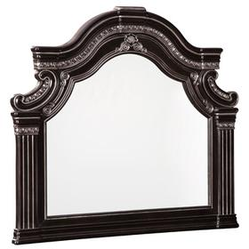 Banalski Bedroom Mirror Dark Brown