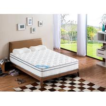 Product Image - Pillow Top Queen Size Pocket Spring Mattress