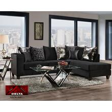 See Details - 4126-02L RSF Sectional Chaise