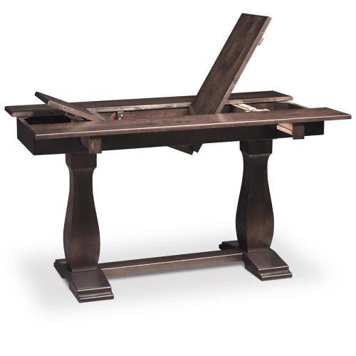 Simply Amish - Avalon Sofa/Dining Table - Express