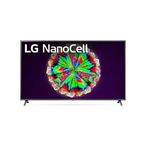 LgLG NanoCell 80 Series 2020 75 inch Class 4K Smart UHD NanoCell TV w/ AI ThinQ® (74.5'' Diag)