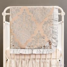 Royal Duke Crib Blanket