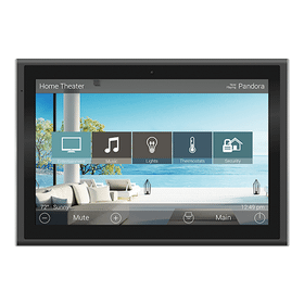 "10"" In-Wall Touchscreen Keypad"