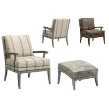 Utah Chair Utah Ottoman