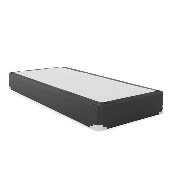See Details - Silver Sleep 9-inch Foundation, Twin XL