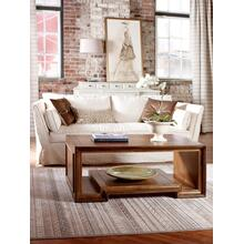Moderne Rectangular Coffee Table
