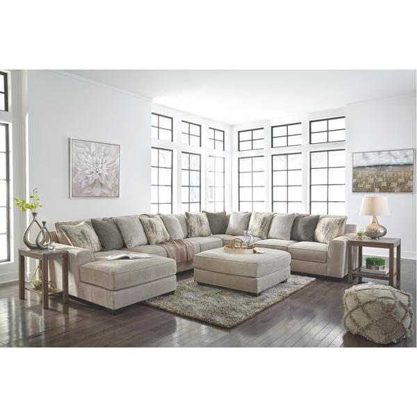 Ardsley 5-piece Sectional With Chaise