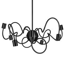 8lt Oval Chandelier