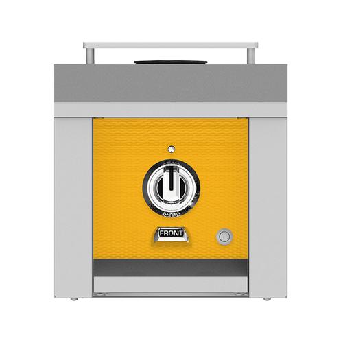 """Hestan - 12"""" Hestan Outdoor Single Side Burner - AGB Series - Sol"""