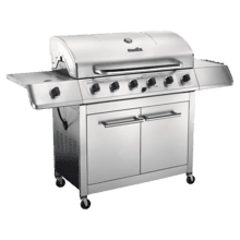 Traditional 6 Burner Gas Grill