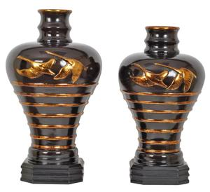 Rising Swans Vases Product Image