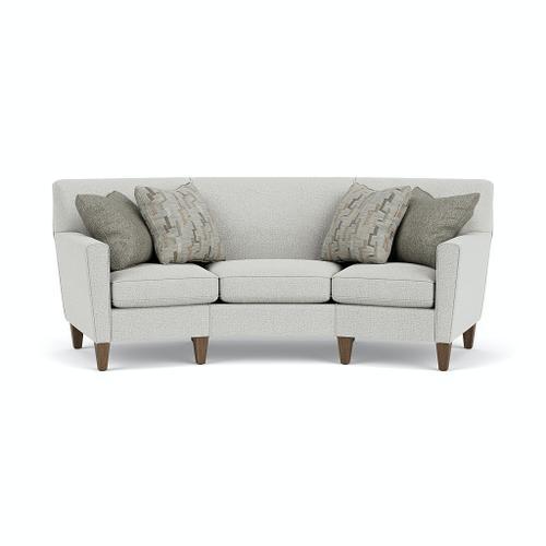 Flexsteel Home - Digby Conversation Sofa