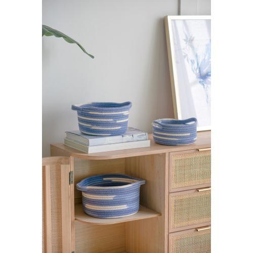 A & B Home - S/3 Baskets