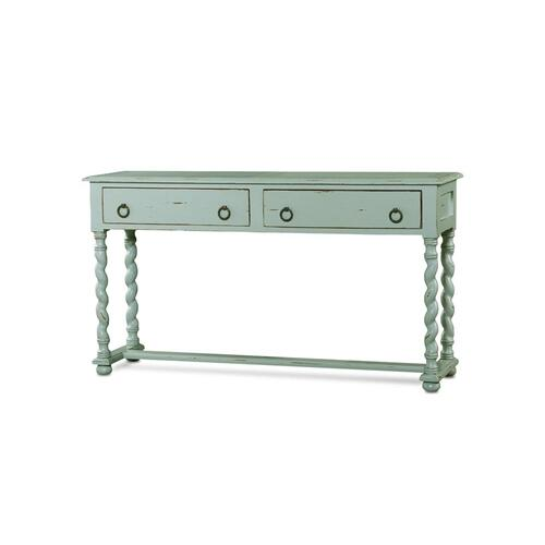 Regency 2 Drawer Console