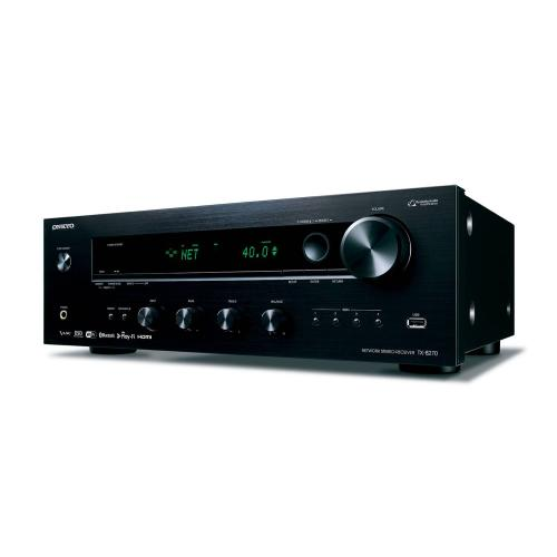 Network Stereo Receiver with Built-In HDMI, Wi-Fi & Bluetooth