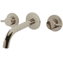 Opera In Wall Lav Faucet Brushed Nickel