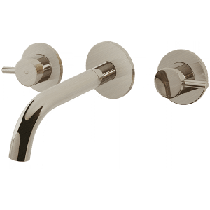 Opera In Wall Lav Faucet Brushed Nickel Product Image