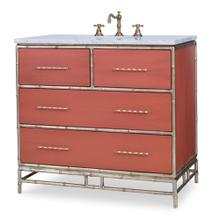 See Details - Chinoiserie Sink Chest