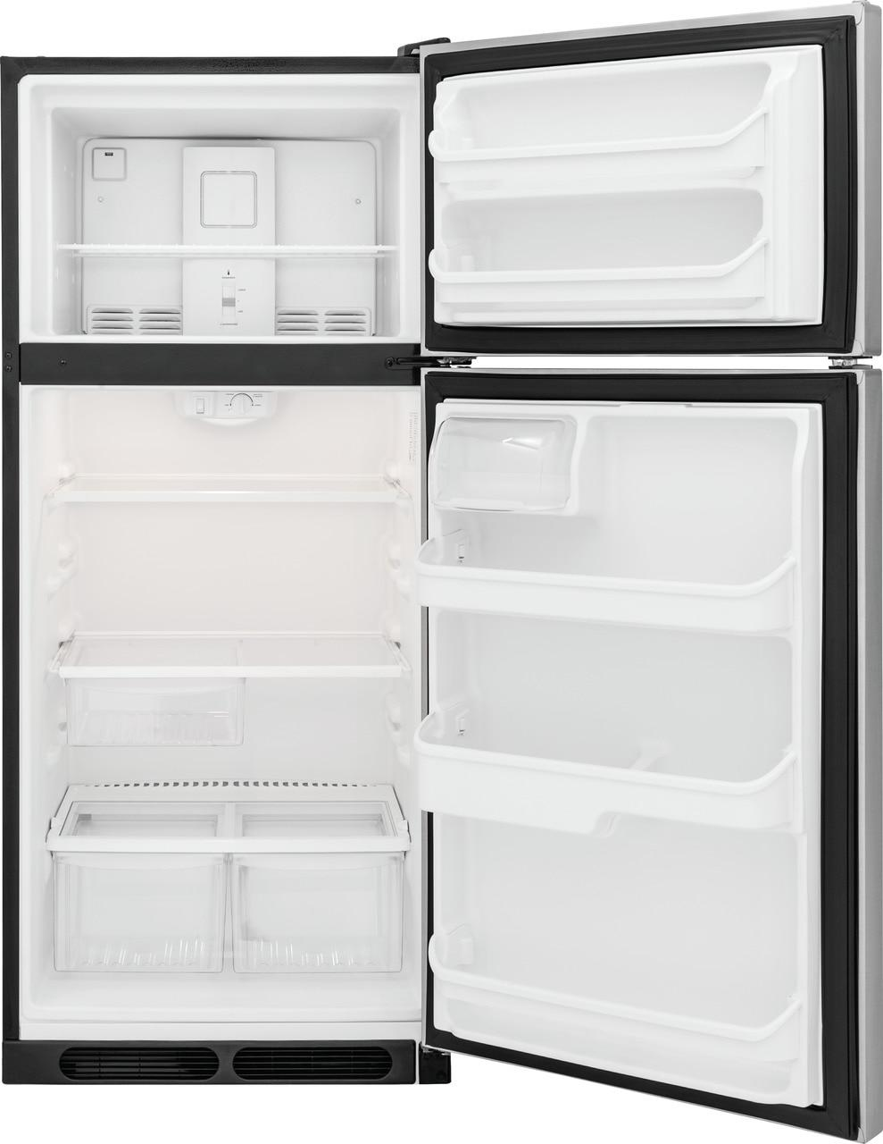 16.3 Cu. Ft. Top Freezer Refrigerator Photo #2